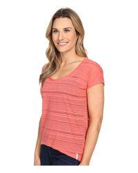Columbia - Pink Inner Luminositytm Ii Short Sleeve Shirt - Lyst