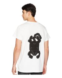 PUMA - White X Xo By The Weekend Tee (ribbon Red) Men's T Shirt for Men - Lyst