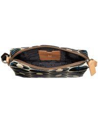Orla Kiely - Blue Small Crossbody (indigo) Cross Body Handbags - Lyst