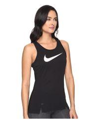 Nike - Black Dry Elite Basketball Tank - Lyst