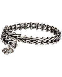 ALEX AND ANI | Metallic Gypsy 66 Wrap Bracelet | Lyst