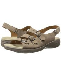 Clarks - Brown Saylie Medway - Lyst