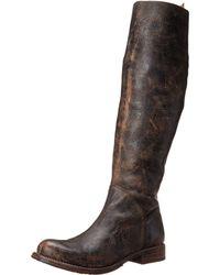 Bed Stu   Brown Cobbler Manchester Ii Riding Boots   Lyst