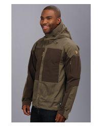 Fjallraven | Green Keb Jacket for Men | Lyst