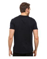 CALVIN KLEIN 205W39NYC - Metallic Short Sleeve Pima Cotton Crew T-shirt for Men - Lyst