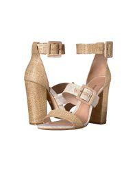 Schutz - Natural Sarah (black) Women's Shoes - Lyst