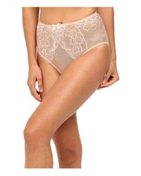 L'Agent by Agent Provocateur - Multicolor Leola High Waisted Brief - Lyst