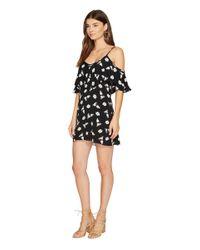 Flynn Skye Grace Mini Dress (black Bunches) Dress