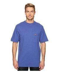 Pendleton   Blue S/s Deschutes Pocket Shirt for Men   Lyst