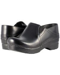 Dansko Pepper (black Cabrio) Shoes