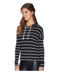 Billabong - Lounge Around Knit Top (black) Women's Clothing - Lyst