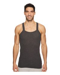 2xist | Red 2-pack Essential Square-cut Tank for Men | Lyst