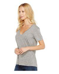 AG Jeans | Gray Henson T-shirt | Lyst