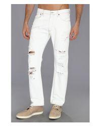 Levi's - White 501® Original for Men - Lyst