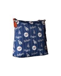 Dooney & Bourke | Blue Mlb Crossbody Bag | Lyst