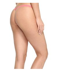 Cosabella - Multicolor Never Say Never Skimpie G-string - Lyst