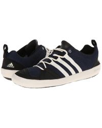Adidas Originals | Blue Climacool® Boat Lace for Men | Lyst