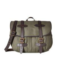Filson   Multicolor Medium Field Bag for Men   Lyst