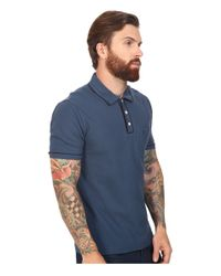 Original Penguin - Blue Earl Polo for Men - Lyst