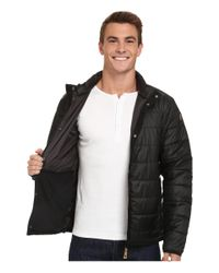 Fjallraven   Black Keb Loft Jacket for Men   Lyst