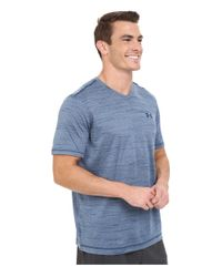 Under Armour | Blue Techtm S/s Tee for Men | Lyst