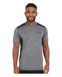 Under Armour | Black Raid S/s Tee for Men | Lyst