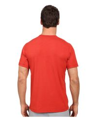 Arc'teryx - Red Captive T-shirt for Men - Lyst