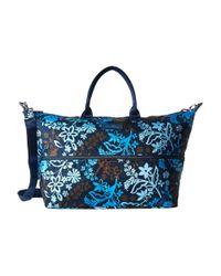 Vera Bradley | Multicolor Lighten Up Expandable Travel Bag | Lyst