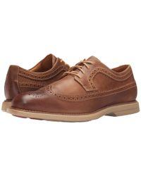 Sperry Top-Sider - Brown Gold Bellingham Long Wingtip W/ Asv for Men - Lyst