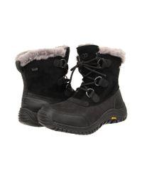 UGG   Black ® Ostrander Waterproof Cold-weather Boots   Lyst