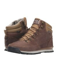 The North Face | Brown Back-to-berkeley Redux Leather for Men | Lyst