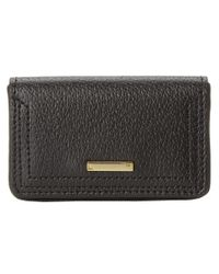 Lodis | Black Stephanie Under Lock & Key Mini Card Case | Lyst