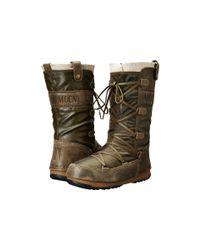 Tecnica - Brown Moon Boot® W.e. Monaco Mix - Lyst