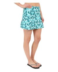 Stonewear Designs - Blue Stride Skort - Lyst