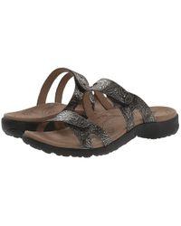 Taos Footwear - Black Journey - Lyst