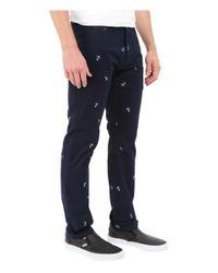 Dockers - Blue Alpha Original Khaki for Men - Lyst