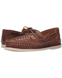 Sperry Top-Sider - Brown Gold A/o 2 Eye Woven for Men - Lyst