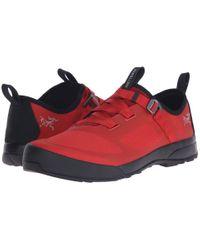 Arc'teryx - Orange Arakys Approach Shoe for Men - Lyst