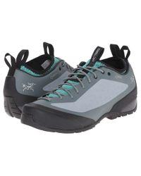 Arc'teryx - Black Acrux2 Fl Approach Shoe for Men - Lyst