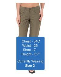 Mountain Hardwear - Natural Ramesa™ Pants - Lyst