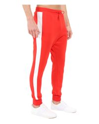 PUMA - Red Archive T7 Track Pants for Men - Lyst