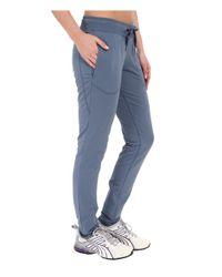 PUMA - Green Active Track Pants - Lyst
