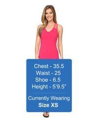 Stonewear Designs - Pink Getaway Dress - Lyst