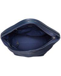Ecco - Blue Handa Hobo Bag - Lyst