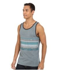 Billabong - Multicolor Sunset Spin Tank Top for Men - Lyst