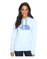 The North Face | Blue Avalon Pullover Hoodie | Lyst