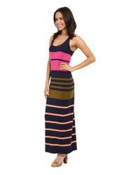 Tommy Bahama - Multicolor Pickford Stripe Maxi Dress - Lyst