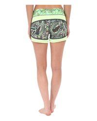 Maaji - Green Flash Stone Active Shorts - Lyst