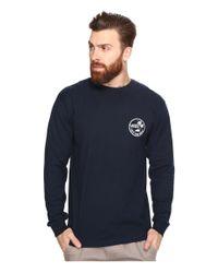 Vans | Blue Surf Palm Long Sleeve for Men | Lyst