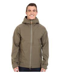 Fjallraven | Natural Abisko Eco-shell Jacket for Men | Lyst